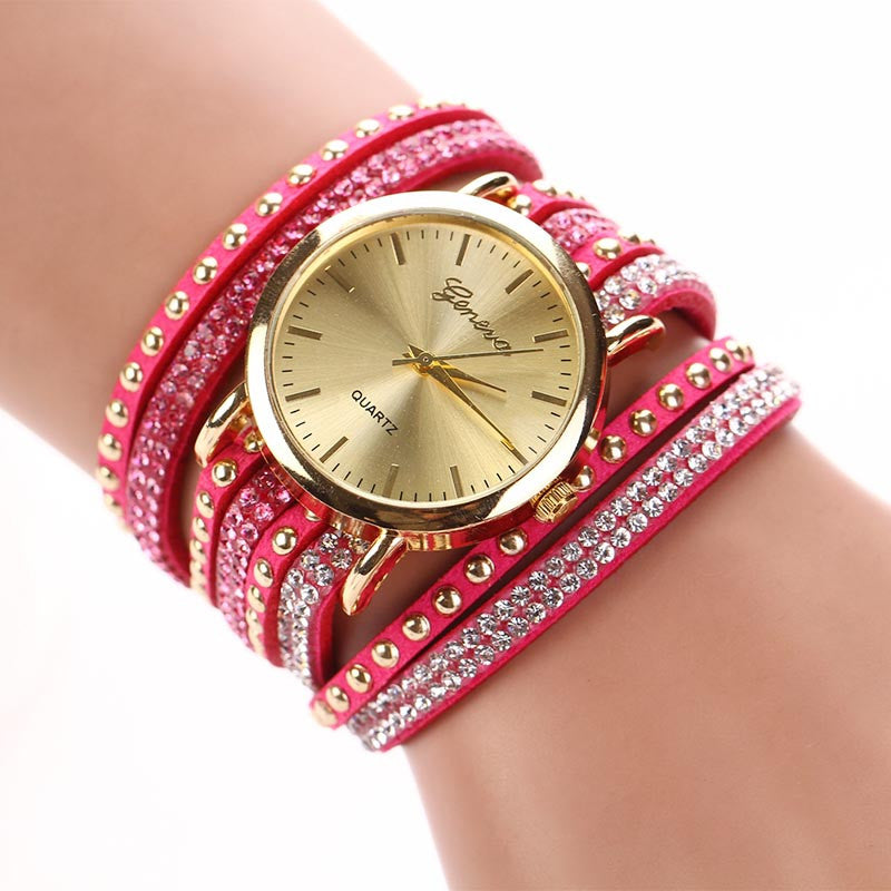 Super Deal, Fashion Women's Watches Retro Bracelet Watch Synthetic