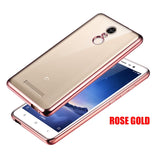 Clear Soft Silicon TPU Coque Cases for Xiaomi Mi5 Mi4 4S 4C Redmi 3 3S 3X Redmi Note 2 3 4 Pro Prime Mi5S Plus Phone Case Cover