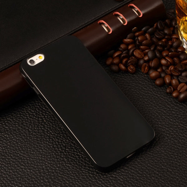 New Lovely Candy Rubber TPU Gel Soft Back Skin Case for iphone 6 6S 6G 4.7 inch Cell phone Protective Bags Cover