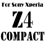 Front and Back Rear Tempered Glass For Sony Xperia Z Z1 Z2 Z3 Z4 Z5 M4 M5 Compact Mini Plus Screen Protector Protective Film