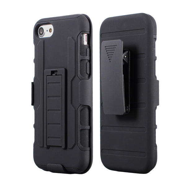 For iPhone 6S case Belt Clip Holster Stand Armor Case Cover for iPhone 6 5S SE 5C 7 7 PLUS for iPhone Case Shockproof Hard Case