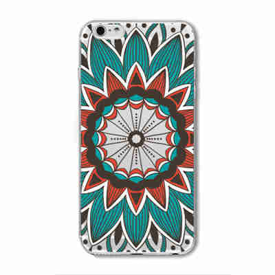New Phone Case Cover For iPhone 6 6S Soft Silicon Black Colorful