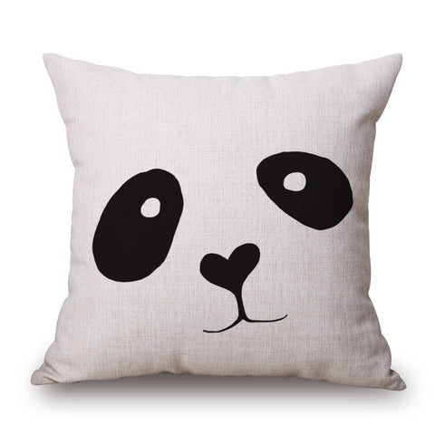 Love Pillow Case From Modern Family : Romantic Modern Simple Beige Love Star Pattern Pillow Case Deer and Pa ? nantahalas