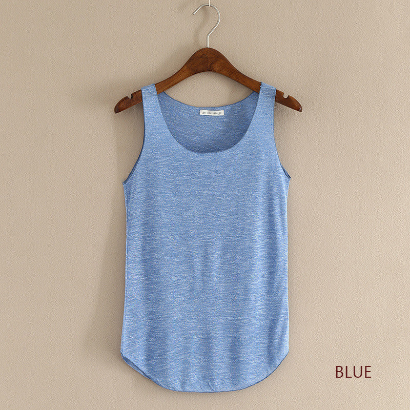 summer Fitness Tank Top New T Shirt Plus Size Loose Model Women