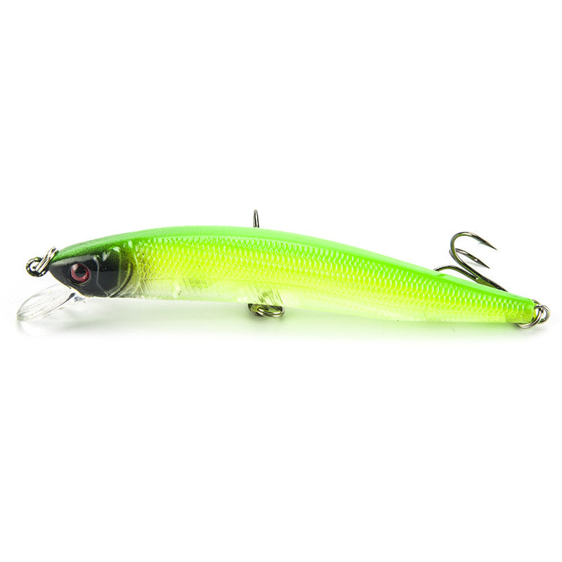 New 1pc/lot lure smirnoff 9cm-8.6g minnow hard bait buzzing mandarin