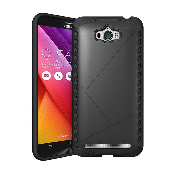 Slim Heavy Duty Phone Case Cases Hybrid Shockproof Silicone TPU Rugged Armor Hard Back Cover Shell For Asus Zenfone Max ZC550KL