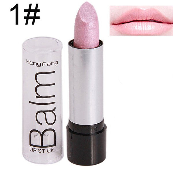 Maquiagem Famous Brand Korea Makeup Full Size Baby Pink Lipstick For
