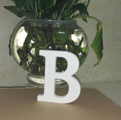 New 3D Wall Stickers Home Decoration wooden letters Modern Classic