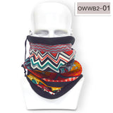 Unisex Women Men Sports Scarves Winter Bandana Face Mask Climb Magic Ski Wear Outdoor Bicycle Bandanas Snood Scarf Neck Warmer