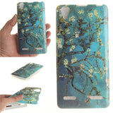"Luxury Quality Soft TPU Phone Case for Lenovo A6010 Plus & A6000 & for Lenovo Lemon K3 K30-T Cover Skin 5"" K 3 A 6000 6010"