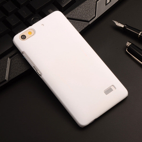 For Huawei 4C Ultra Thin Anti-skid Rubber Matte Cover Hard PC Case For Huawei Honor 4C Plastic Protective Phone Cases