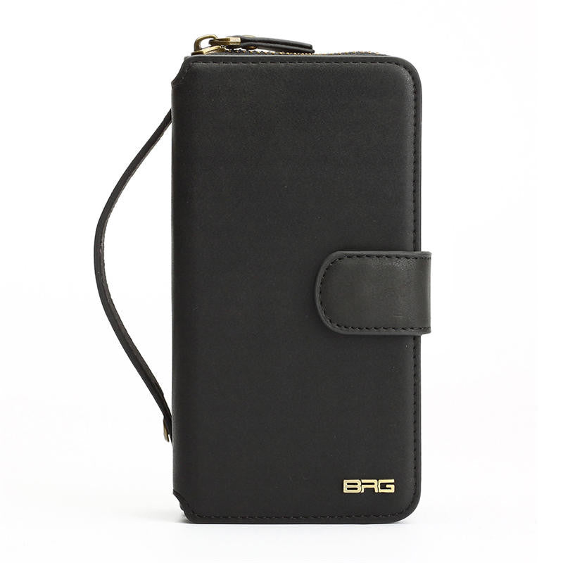 Multifunction Wallet Leather Case For Samsung