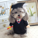 Funny Pet Costume Suit Dog Clothes Puppy Uniform Outfit Cat Clothing Nurse Doctor Policeman Pirate Cowboy Halloween Apparel 24