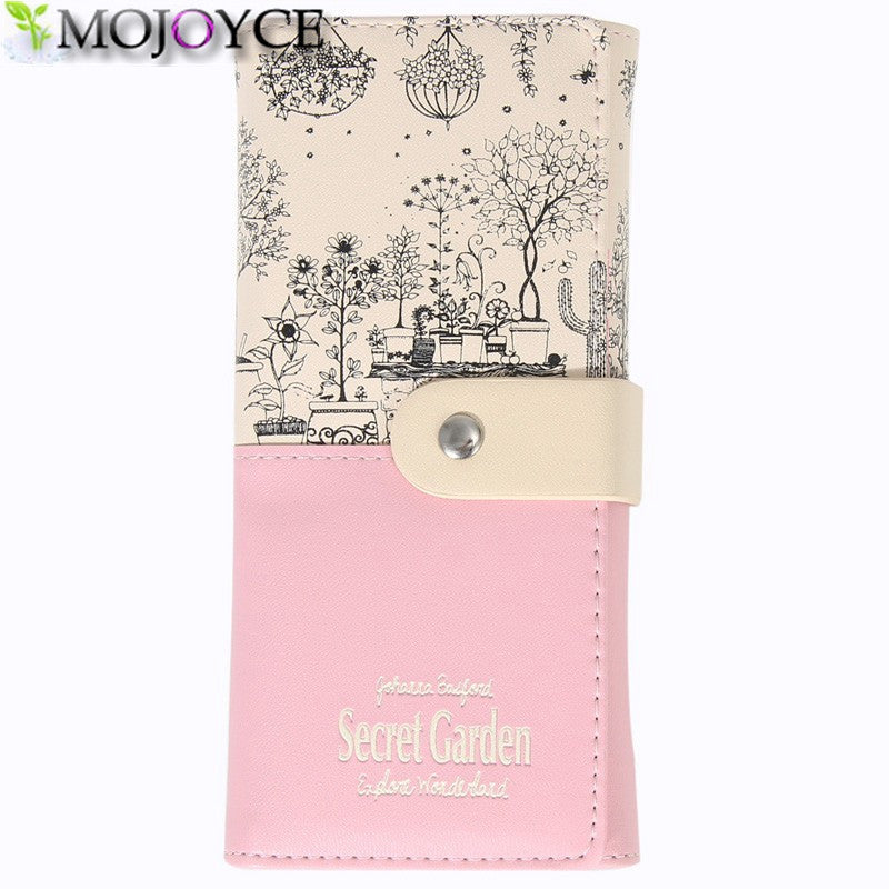 Brand Wallet For Women Wallets Ladies Card Purse Female Carteras Mujer
