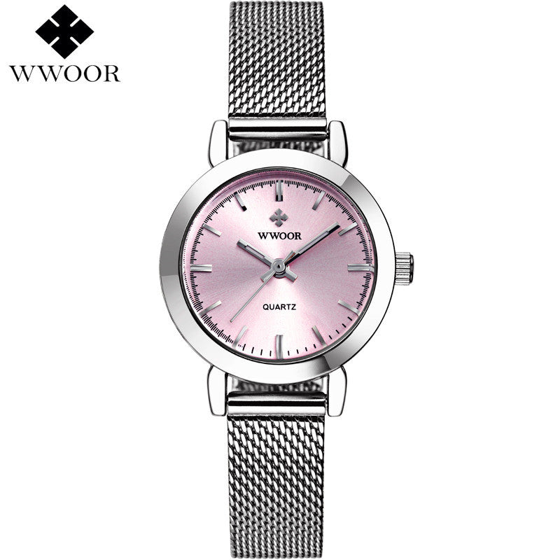 Brand Luxury Women Watches Ladies Casual Quartz Watch Female Clock