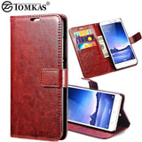 Case For Xiaomi Redmi Note 3 Wallet PU Leather Case For Xiaomi Redmi Note 3 Phone Back Cover Stand Cases TOMKAS