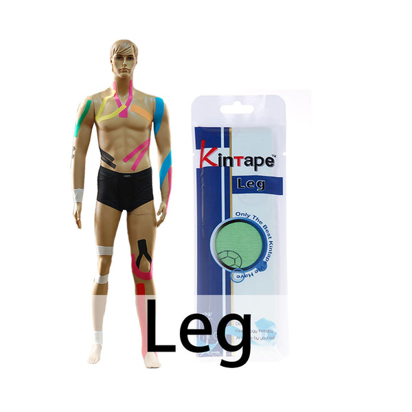 Leg-Kintape Cure Group (5 bags/ lot ) Cure Sore and pain of leg