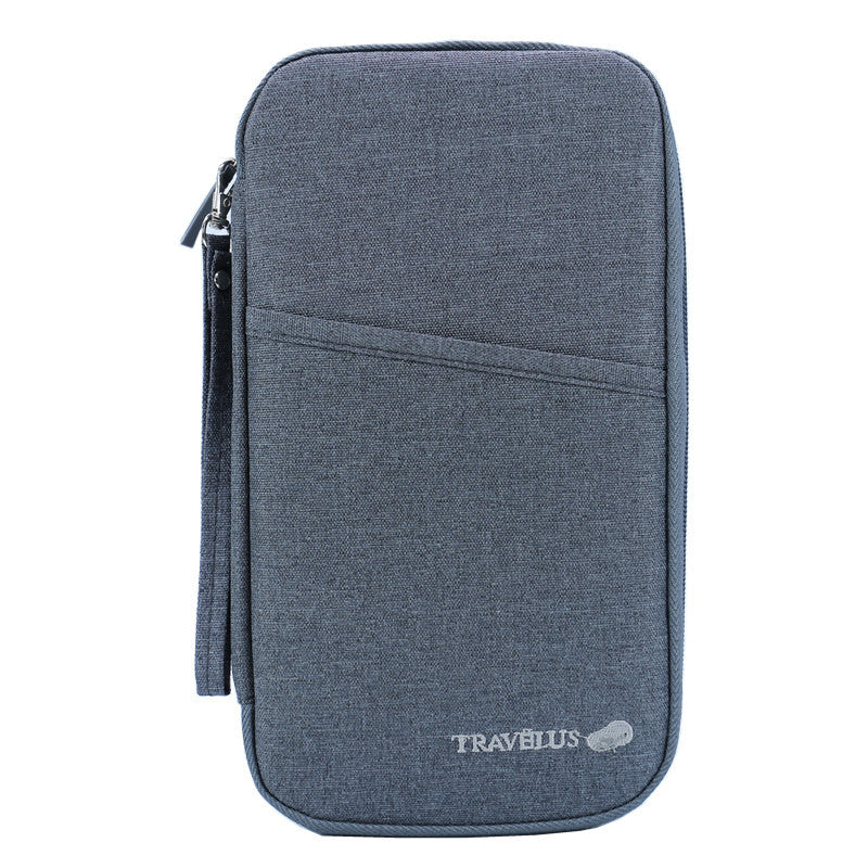 Brand Travel Journey Document Organizer Wallet Passport ID Card Holder