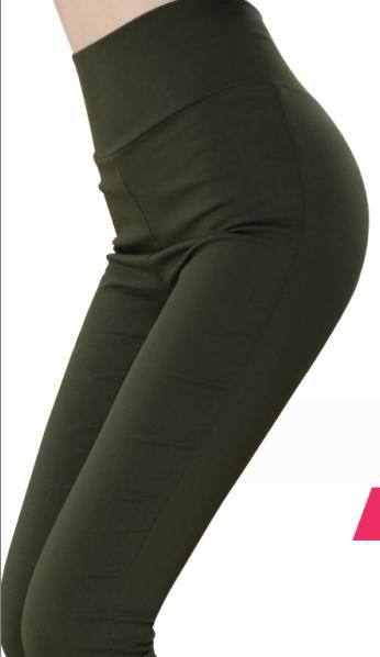 2016 fashion Women Pencil Pants Paige High elasticity  Korean style