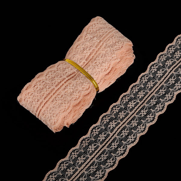 5yards/lot 19 Colors Lace Ribbon Tape 45MM Lace Trim Fabric DIY