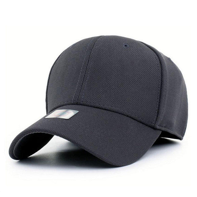 8fedbbed00c AETRENDS  4 Solid Color Sports Baseball Cap Polo Hats for Men or ...