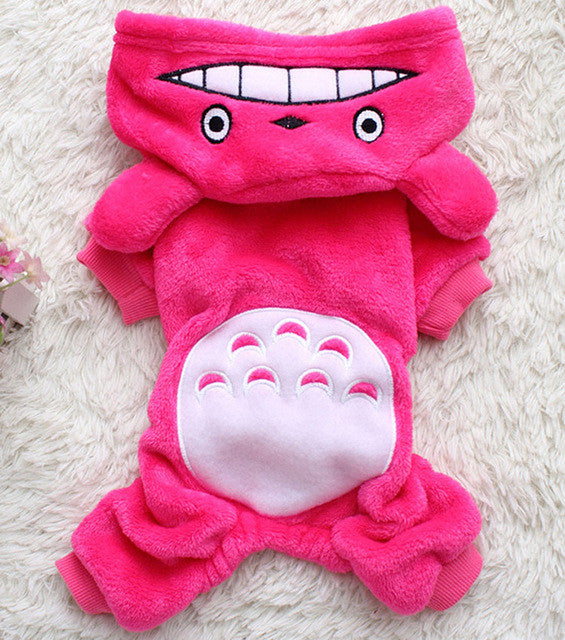 Winter Pet Clothes for Dog Coats Cosplay Clothing for Dog Costume