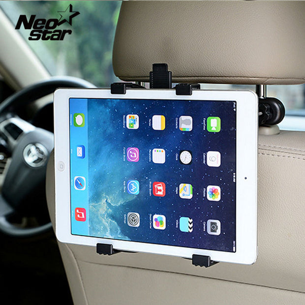 Car Back Seat Tablet Stand Headrest Mount Holder for iPad 2 3 4 Air