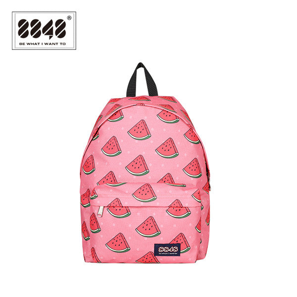 8848 Brand Women Backpack Soft Back Polyester Backpacks School Student