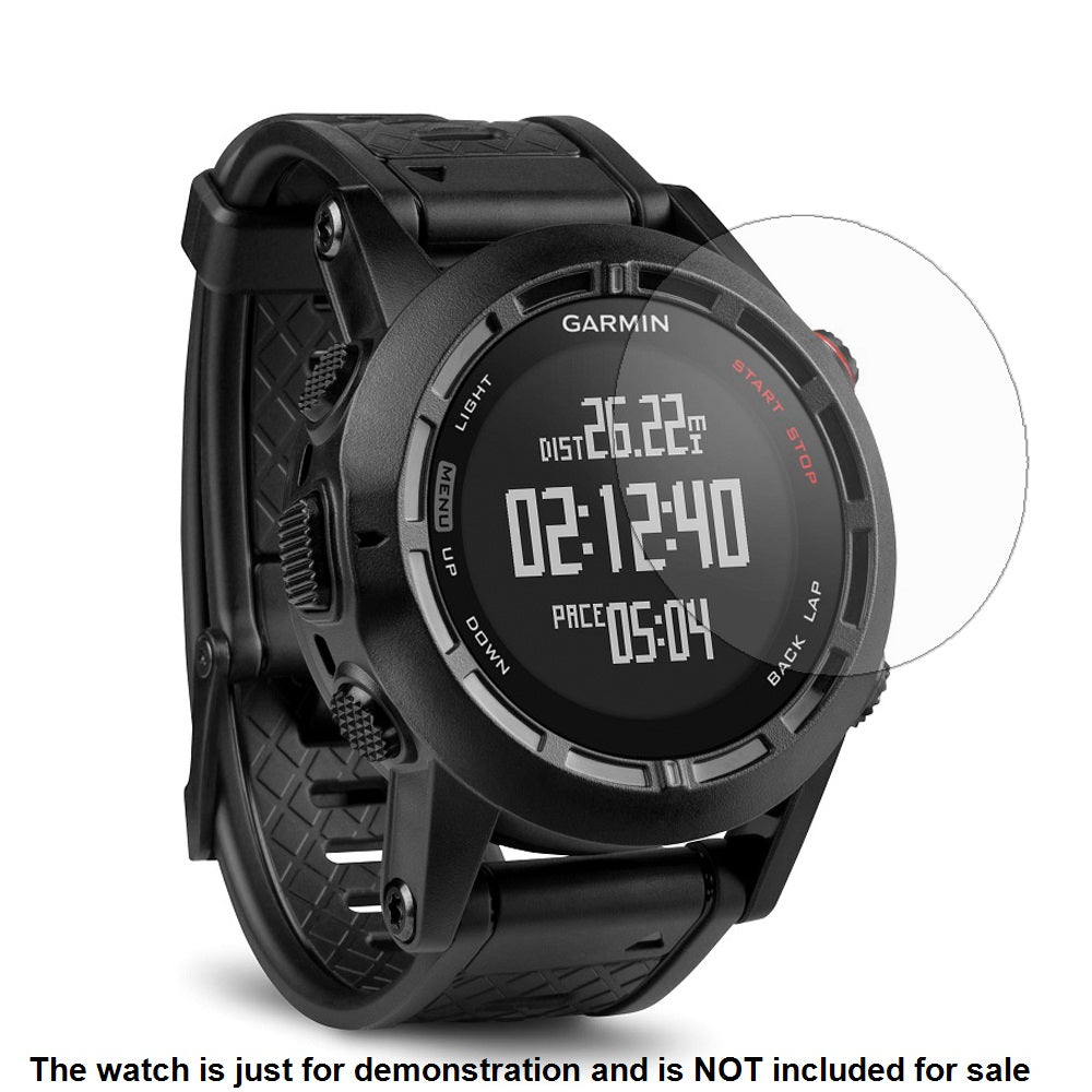 3x  Clear LCD Screen Protector Cover Film Skin for Garmin Fenix 2
