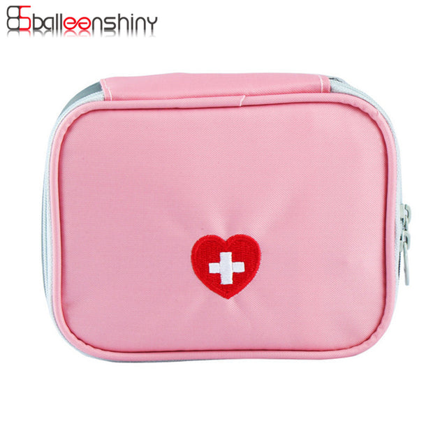 13*10*4cm Mini Portable Medical Kit First Aid Travel Outdoor
