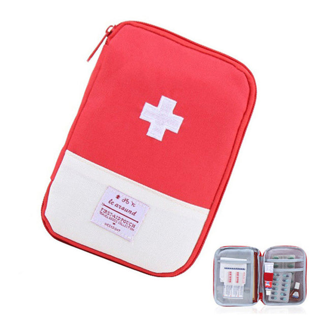 BalleenShiny Outdoor First Aid Emergency Medical Kit Survival bag Wrap