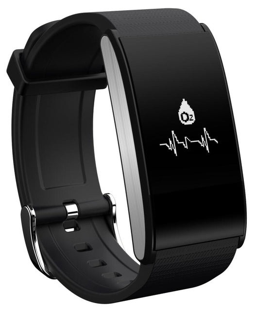 2017 Newest  Bluetooth4.0 Smart Wristband A58 S12 Heart Rate Monitor