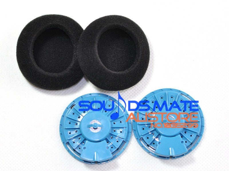 Blue Replacement Headphone Parts Speakers Sound Drivers For KOSS PP