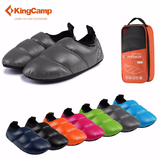 KingCamp Outdoor Comfort Waterproof Shoes with Hollow Fiber Filling
