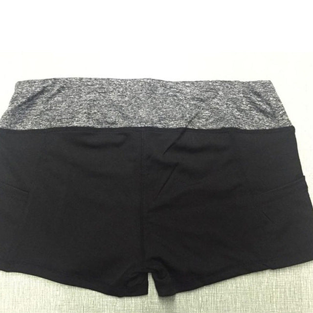12 Colors Women's Shorts Summer Elastic Waist Sporting Shorts Casual