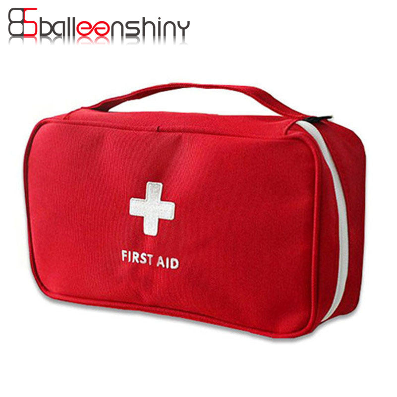 BalleenShiny Portable First Aid Emergency Medical Kit Survival Bag