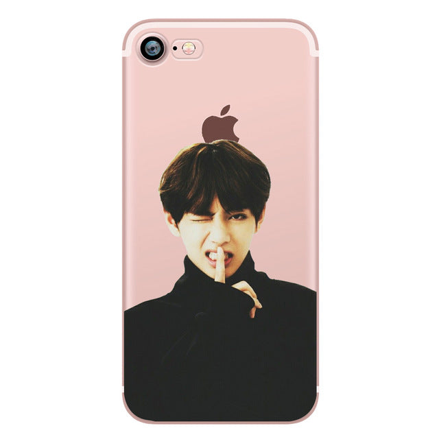 BTS Korea Bangtan Boys Young Forever JUNG KOOK V Spring Day Phone Case