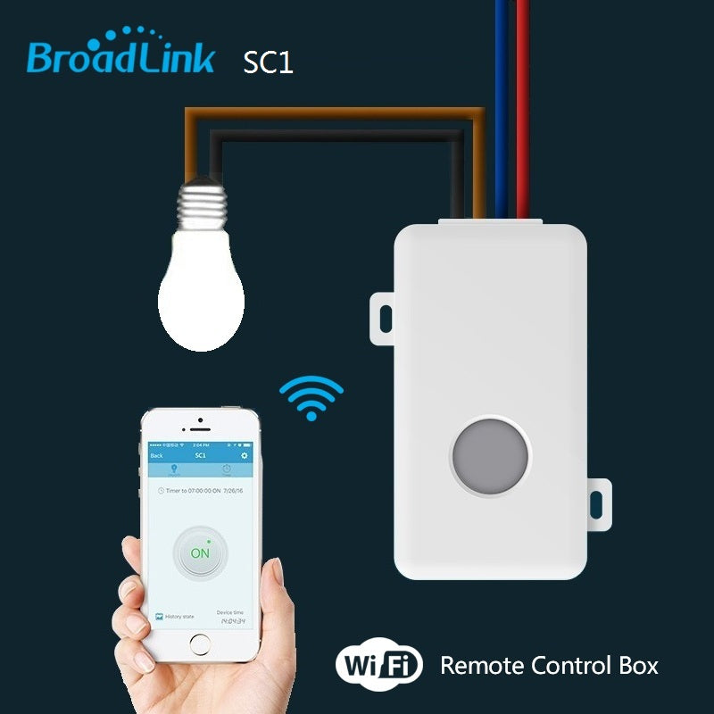 Broadlink SC1 Wifi Controller Smart Home Automation Modules IOS
