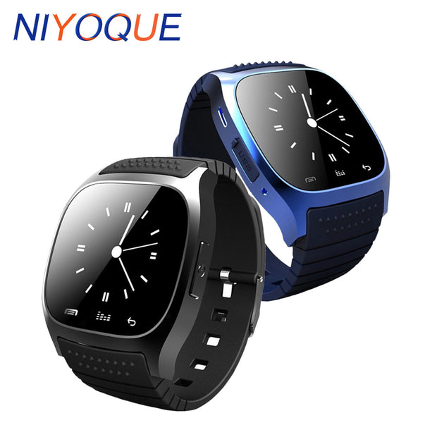 NIYOQUE M26 Smart Watch Sports Smart band Bluetooth Bracelet With Dial