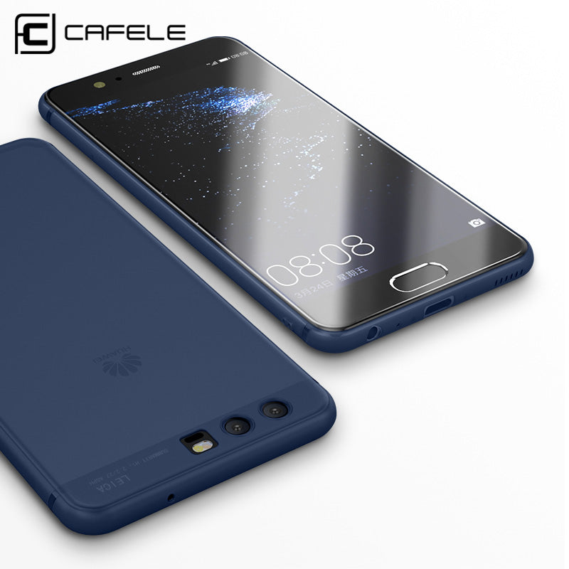 CAFELE New For HUAWEI P10 Case Cover HUAWEI P10 Plus Luxury Soft