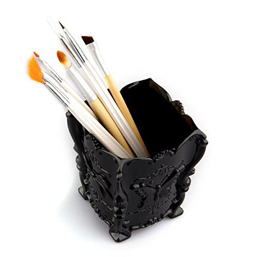 Acrylic Makeup Brush Container