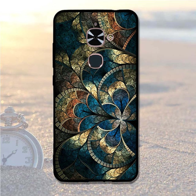 3D Relief Soft Tpu Case Cover For Letv Le 2 Pro Case Le2 X620 Le eco