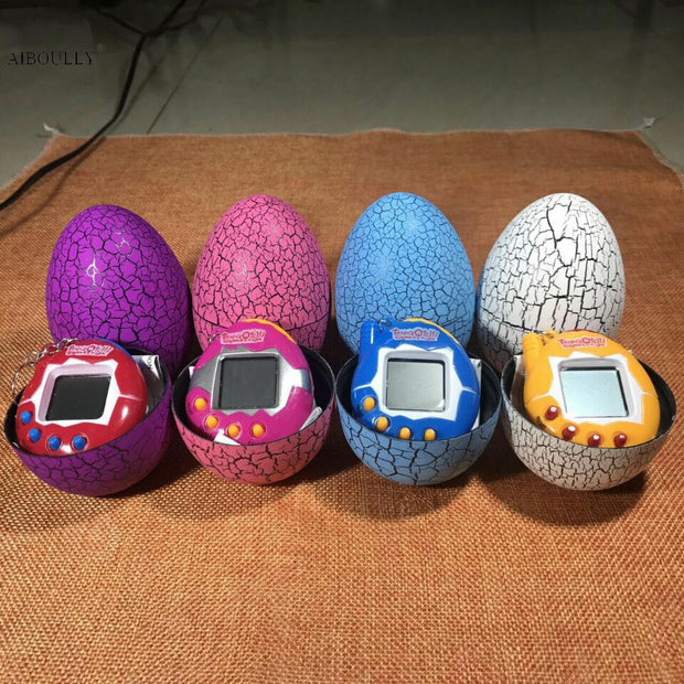 Dinosaur Egg Tumbler Virtual Cyber Digital Pets Electronic Digital