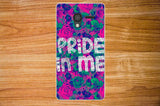 "For Alcatel One Touch Pop 3 5"" Case ,Diy Colored Hard pc Case Cover For Alcatel Pop 3 5.0"" 5065A 5015X 5015A 5016A 5015D 5065D"