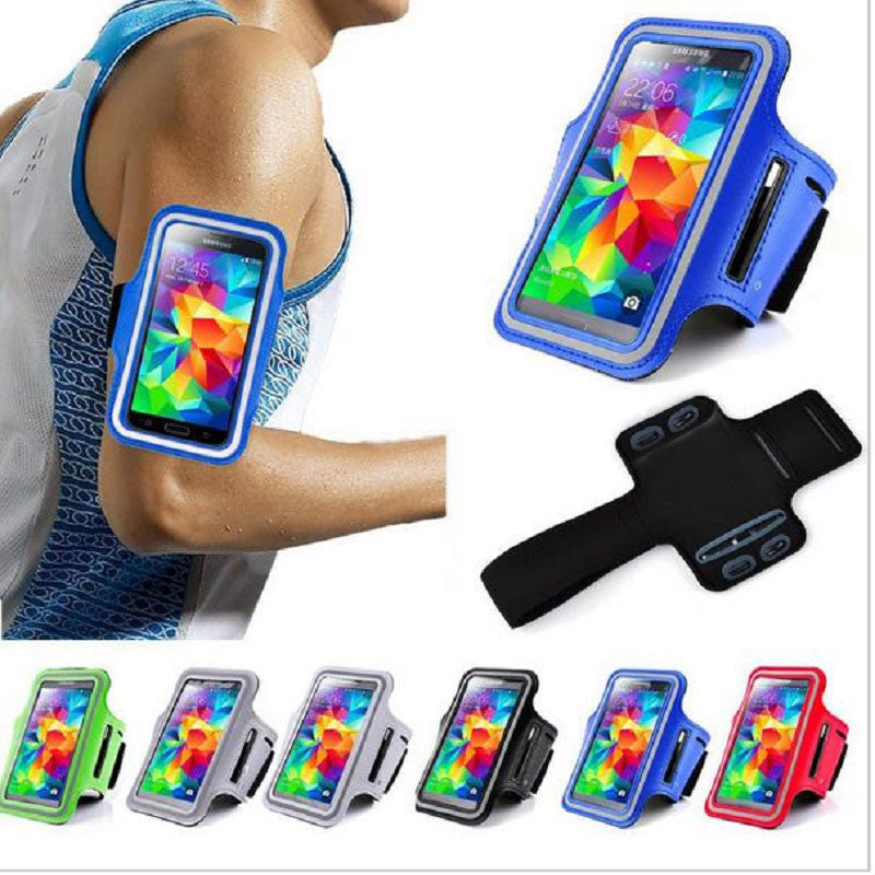 Fashion Phone Bags Luxury Outdoor Sport Running Arm Band Gym Strap