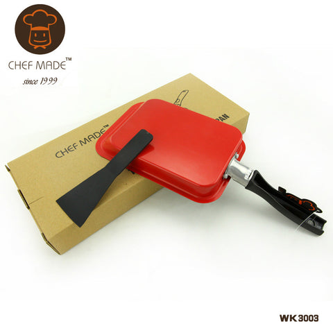 Newest Plancha Omelette Pan Cooking Tools Non-stick Frying Pan Mini Pot Japanese Style Small Fry Pans Square UIE317