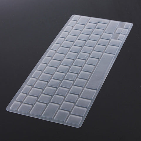 New EU Silicon Keyboard Cover Laptop Skin Notebook Protector for Apple For Macbook Pro 13 15 17 Air 13