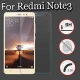 Newest Redmi Note 3 Tempered Glass Film 9H UltraThin Real Premium Screen Protector For Xiaomi Redmi Note3 Pro With Good Package