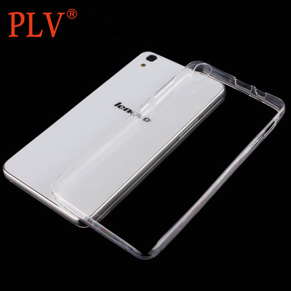 Silicone Clear Transparent Crystal TPU Soft Phone Cover Case Shell For Lenovo A8 A806 S90 S60 K3 Note A536 P1 Case