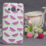 Case For Samsung Galaxy J3 J320 J320F J320P Painting Pattern Soft TPU Back Cover For Samsung J3 J3109 Phone Cases